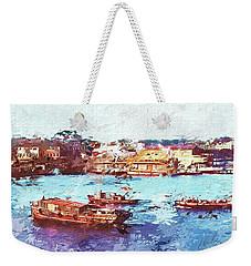 Inchon Harbor Weekender Tote Bag