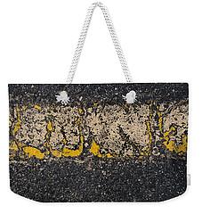 Incipient Alphabet Weekender Tote Bag