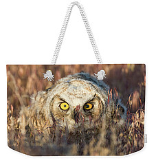 Incognito Weekender Tote Bag