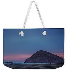Incoming Blue Weekender Tote Bag