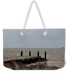 Incoming Freedom  Weekender Tote Bag
