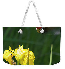 Incoming Weekender Tote Bag by Shelly Gunderson