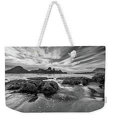 Incoming Tide Weekender Tote Bag