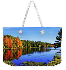 Weekender Tote Bag featuring the photograph Incredible by Chad Dutson