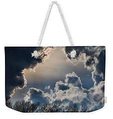 Incredible Clouds Weekender Tote Bag