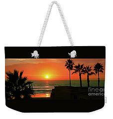 Incredible Sunset View Weekender Tote Bag