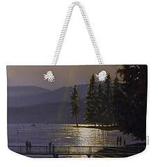 Independence Point, Lake Coeur D'alene Weekender Tote Bag