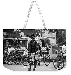 India Weekender Tote Bag