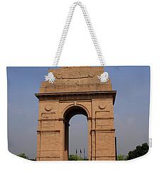 India Gate - New Delhi - India Weekender Tote Bag