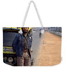 India Gate Weekender Tote Bag