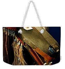 Indian Animal Mask Weekender Tote Bag