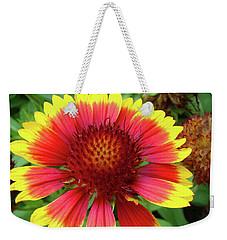 Indian Blanket Flower Weekender Tote Bag