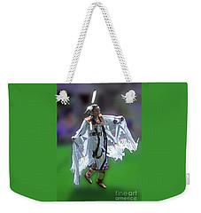 Indian Dancer Weekender Tote Bag