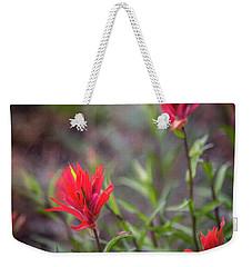 Indian Hawthorne Weekender Tote Bag
