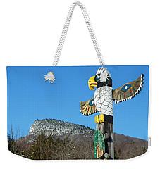 Indian Head Weekender Tote Bag