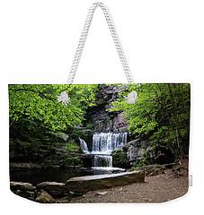 Indian Ladder Falls Weekender Tote Bag