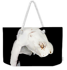 Indian Pipe Head Weekender Tote Bag