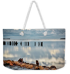 Indian River Morning Weekender Tote Bag