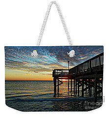 Indian Rocks Sunset Weekender Tote Bag