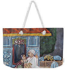 Indian Romance Weekender Tote Bag