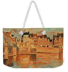 Indian Summer Light Maastricht Weekender Tote Bag