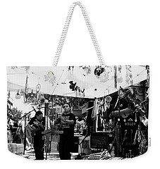 Indian Tribe Musicians Weekender Tote Bag