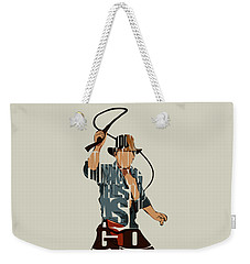 Indiana Jones - Harrison Ford Weekender Tote Bag