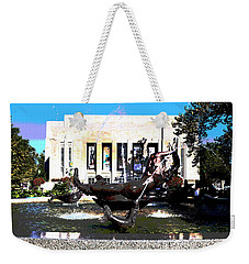Indiana University Weekender Tote Bag