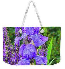 Indigo In Nature  Weekender Tote Bag