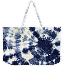 Indigo Iv Weekender Tote Bag