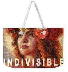Indivisible Weekender Tote Bag