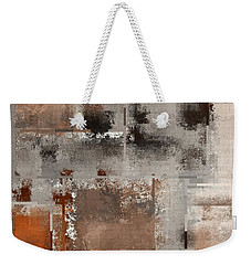 Industrial Abstract - 01t02 Weekender Tote Bag
