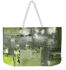 Industrial Abstract - 11t Weekender Tote Bag
