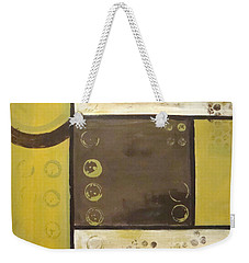 Industrial Circles No.2 Weekender Tote Bag by Steven R Plout