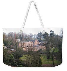 Industrial Heritage Weekender Tote Bag