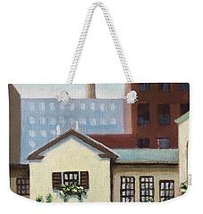 Industrial Living Weekender Tote Bag