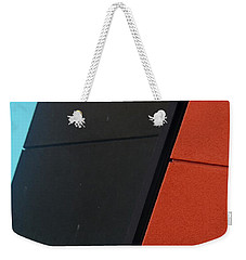 Industrial Reflections. Weekender Tote Bag