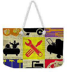Industrial Revolution Weekender Tote Bag