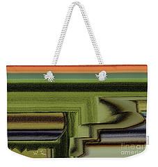 Industrial Still Life Weekender Tote Bag