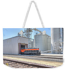 Industrial Switcher 5405 Weekender Tote Bag by Jim Thompson