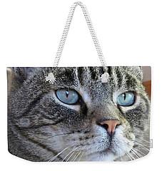 Indy Sq. Weekender Tote Bag by Vivian Krug Cotton