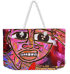 Infatuated Freddy Weekender Tote Bag