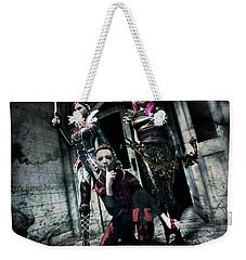 Infiltration Weekender Tote Bag