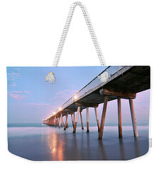 Infinite Bridge Weekender Tote Bag