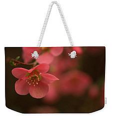 Infinite Pink Weekender Tote Bag