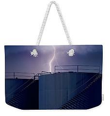 Inflammatory Situation Weekender Tote Bag