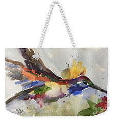 Inflight Weekender Tote Bag