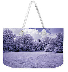 Infrared In Glasgow Ky Weekender Tote Bag