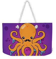 Inky Weekender Tote Bag