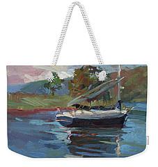 Inland Bay - Catalina Island Weekender Tote Bag